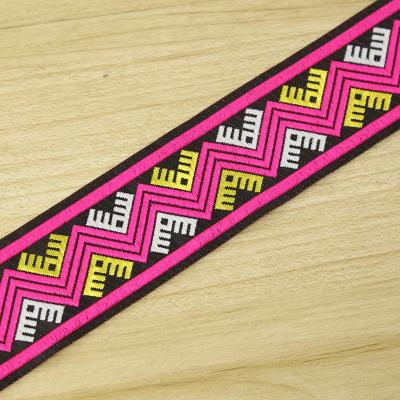 Triangular wavy lace ribbon 4cm wrapping belt garment accessory