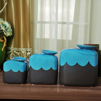 [house beautiful house] creative ceramic glaze decoration decoration Home Furnishing