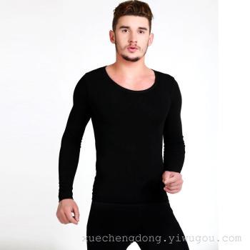 Direct selling wholesale men's cotton warm underwear autumn clothing warm clothes