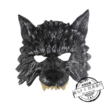 Toy masks, masks, children's holiday toys, military model PU