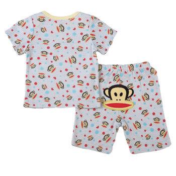 Summer baby boy Sport suit set sleeveless children T-shirt+pant clothes sets kids 2sets clothing set