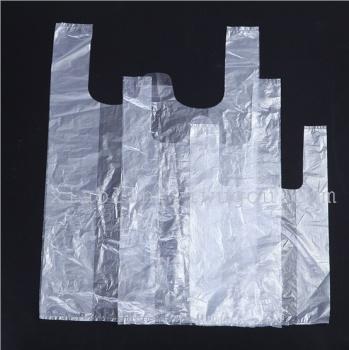 日常常用白色塑料袋20*30透明小袋子早餐食品袋