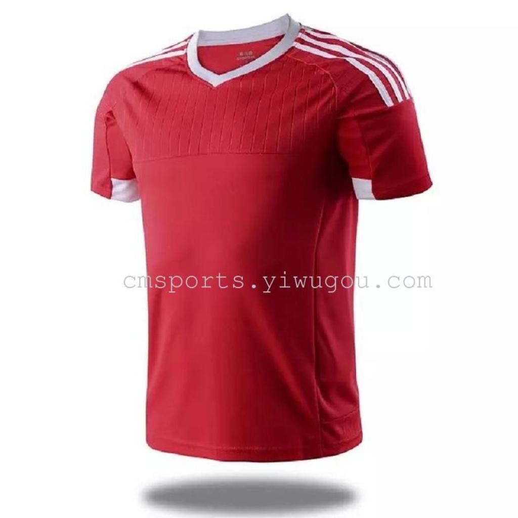 训练服 足球服 球衣 空白 光版足球服 运动服
