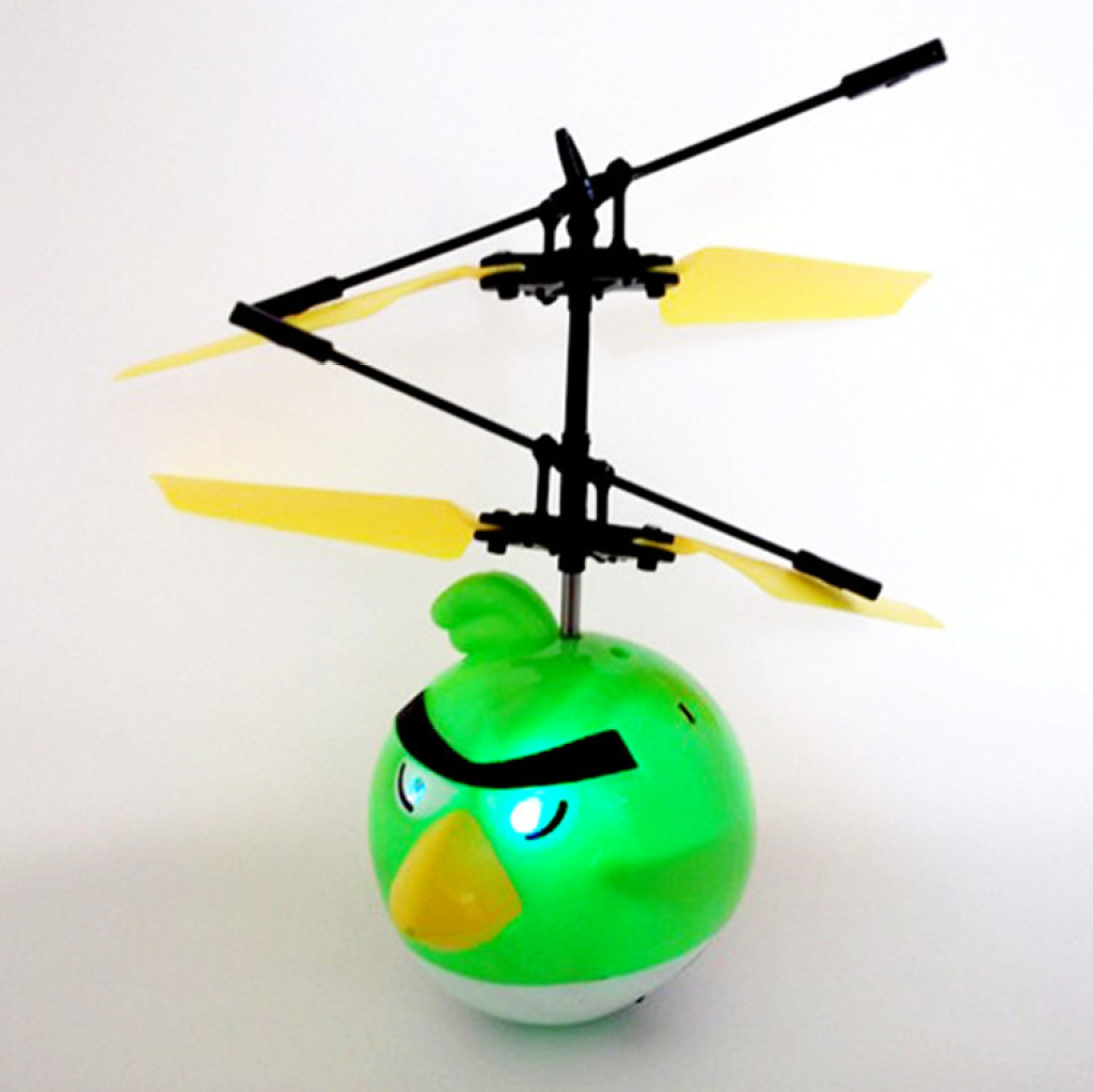 儿童玩具一件代发遥控感应悬浮小鸟感应飞行器玩具