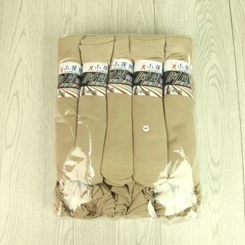 Men and women thickened short stockings pair socks transparent anti snag breathable socks