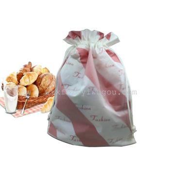Wear rope Drawstring Bag Shoulder Bag Shoulder Bag waterproof bag garment bag bag beach swimsuit PE EVA