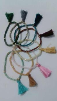4mm crystal crystal bracelet fringed sale Bracelet