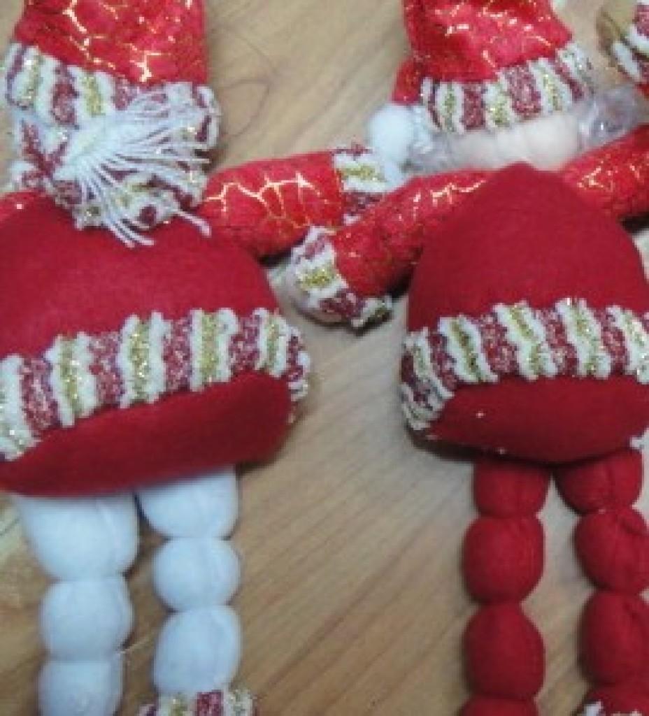 【小英圣诞】圣诞挂件 圣诞用品  SF11626ABCD
