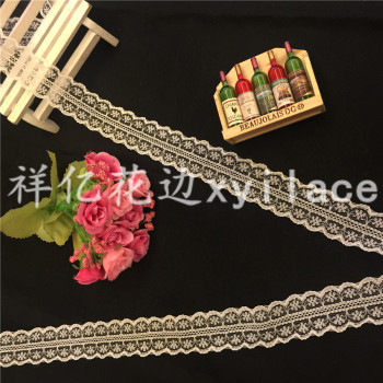 Non elastic lace lace fabric lace accessories W0017