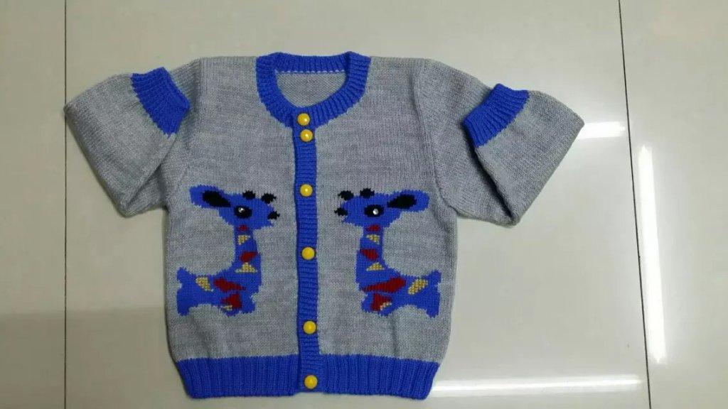 羊绒衫 童装 羊绒线 毛线 小孩手工编织毛衣