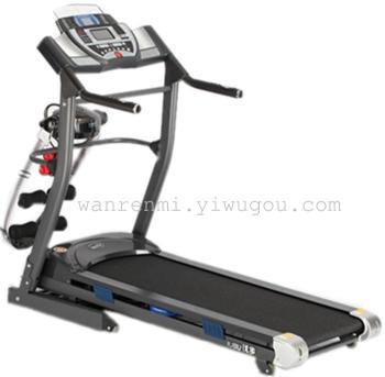 万人迷家用电动多功能跑步机 优步YB521D铂金版
