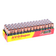 Special AVOsuper5 toy battery AA zinc manganese battery