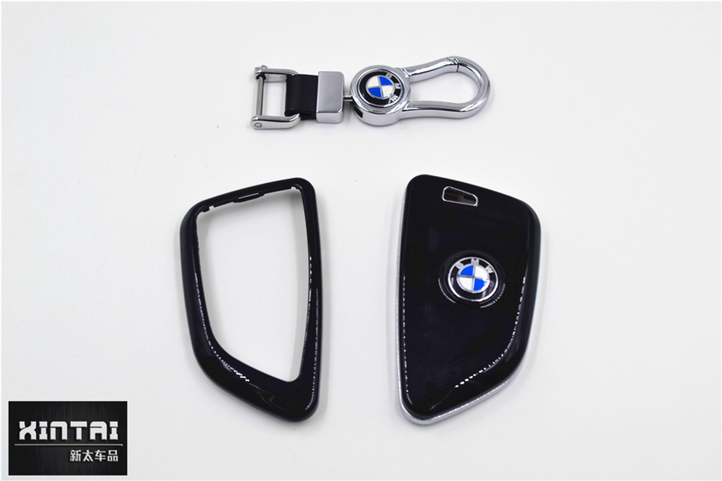 宝马新款专车专用汽车钥匙扣钥匙保护套彩壳 多色可选