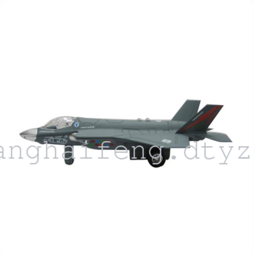 合金飞机模型 合金战斗机f35