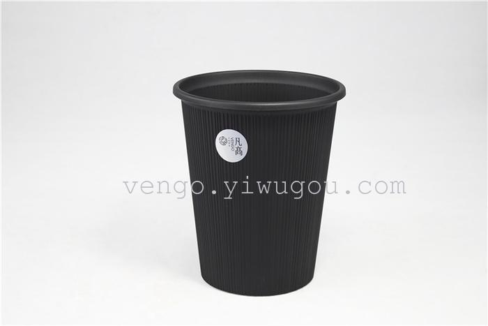 凡高-35341t条纹垃圾桶