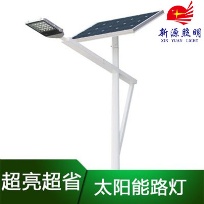 Scenery complementary solar street lighting new rural LED road landscape lights