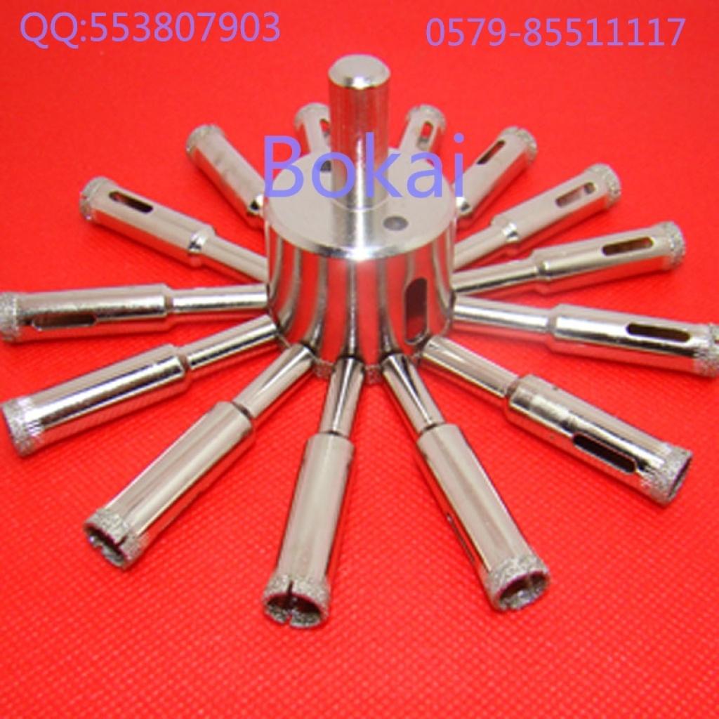 Ceramic tile drill bits