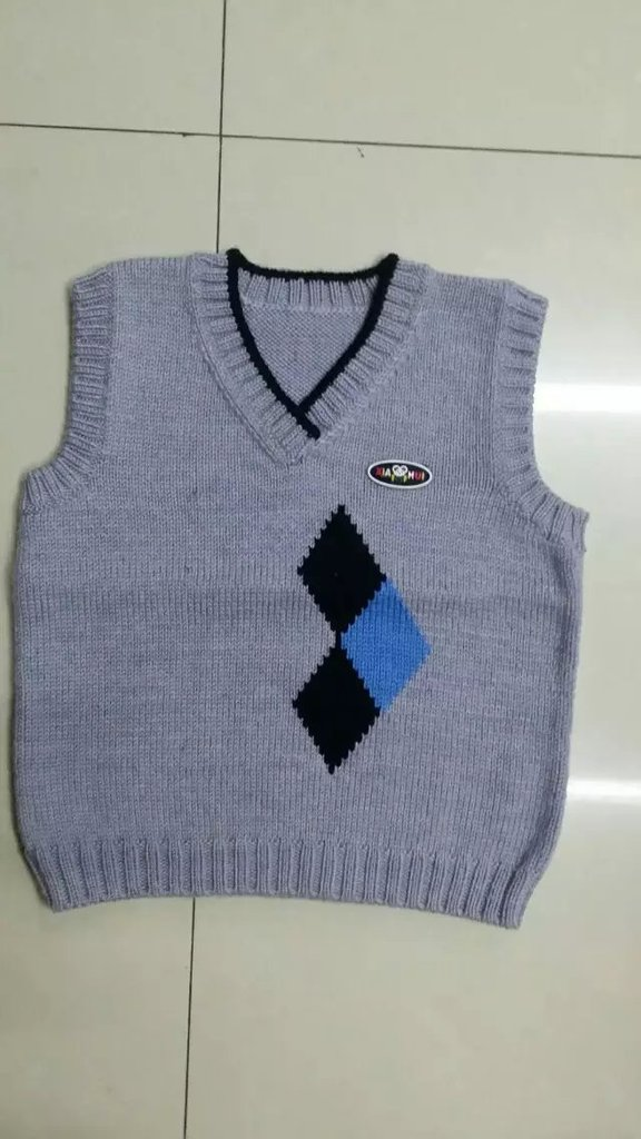 毛线 童装 羊绒线 羊绒衫 小孩手工编织毛衣