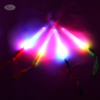 LED fluorescence stick flash stick rod crystal luminous rod rod electronic toys