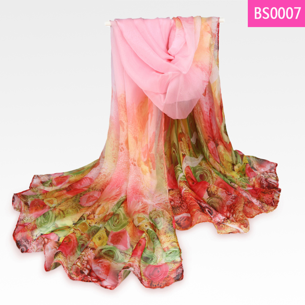 围巾 披肩 丝巾 长巾 三角巾