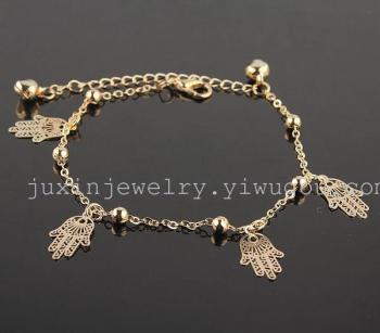 The new arrival chain bell hand Pendant Bracelet