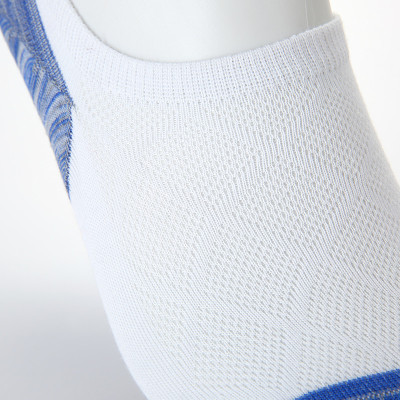 Manufacturers selling spring cotton men's invisible boneless pure cotton socks deodorant sweat boat socks