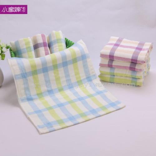 Cotton towel fabric soft tissue water absorbent towel towel wholesale 8102