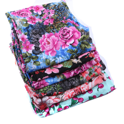 Amoi female milk silk cropped casual pants high waist pants bloomers