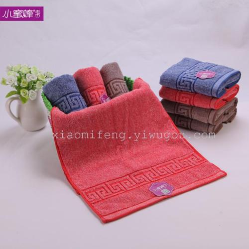 Cotton towel strands of plain tissue increase absorbent towel towel wholesale