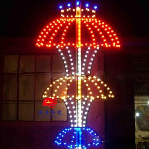 The new lamp decoration lamp LED lamp flowers blooming like a piece of brocade