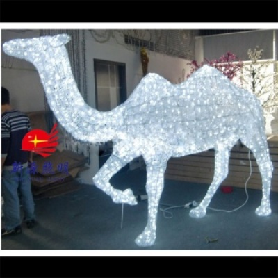 Supply box type gift decorative lantern Christmas light