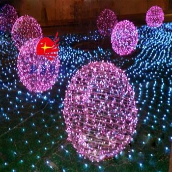Net LED colorful LED lights lamp lamp