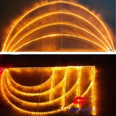 Large hotel engineering fiber optic assembly hall assembly diamond shaped optical fiber pendant lamp