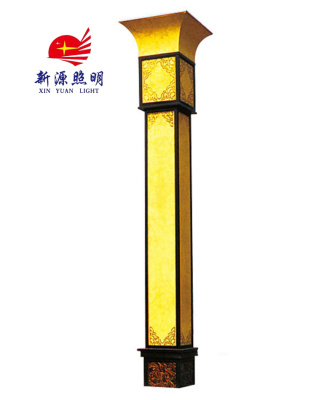 Stainless steel square landscape lamp landscape lamp landscape lamp outdoor LED landscape lamp