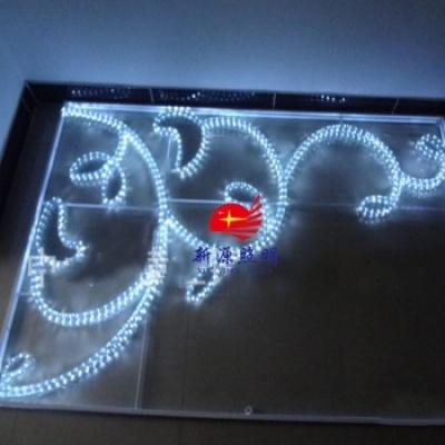 LED supply tunnel of light / light / lamp Festival Street