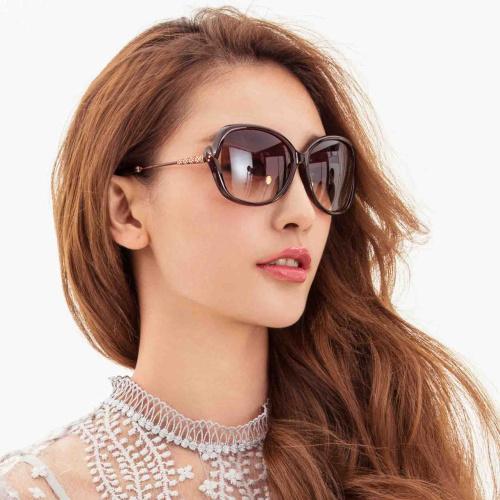 New ladies fashion big sunglasses sunglasses sunglasses wholesale Korean fashion 2123