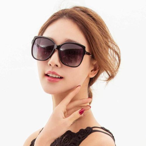 The new lady sunglasses Fashion spiral legs exclusive design trend sunglasses wholesale 2120