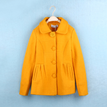 2015 new winter commuter doll collar wide pine jacket female.