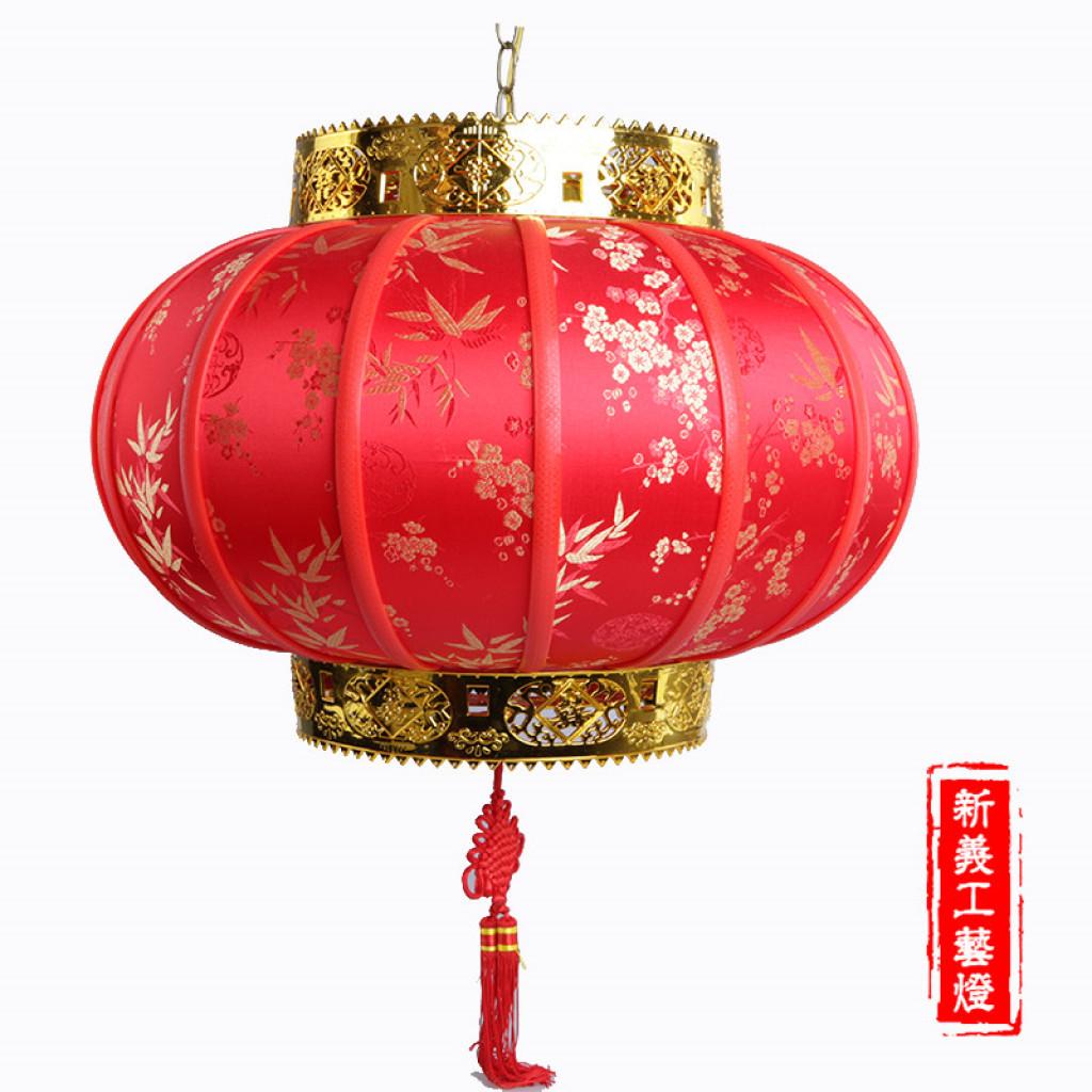 Supply Waterproof balcony lantern Chinese New Year Lantern ...
