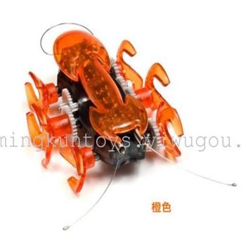Electronic simulation jumping bug Mini children's toys