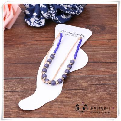 Original Handmade Korean beads beads Anklets
