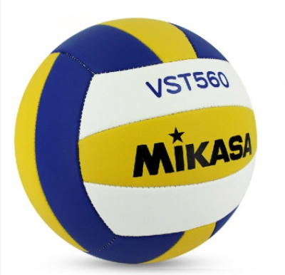 MIKASA Mika, senior high school entrance examination exam Standard No. 5 soft volleyball ball VST560