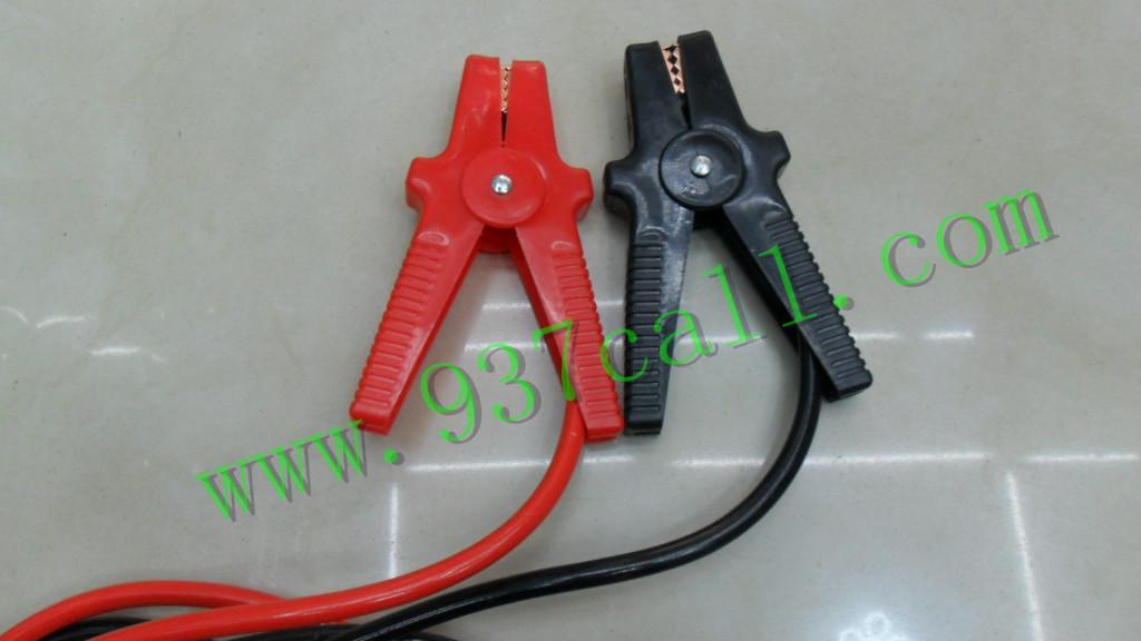 电瓶连接线 电瓶夹子 应急线 汽车电源线 汽车用品