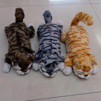 Plush toys funny cat voice Laughing Cat roll roll