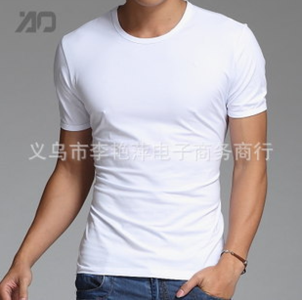 Supply 2016 new custom bamboo fiber cotton t shirt t shirt for Bamboo fiber t shirt