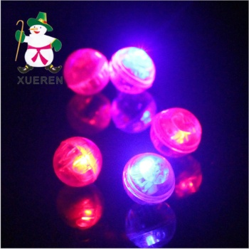 Winter super toys transparent light-emitting AG3 electronic colorful flash electronics accessories wholesale