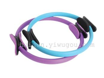 A yoga ring of yoga magic ring for bodyweight fitness equipment