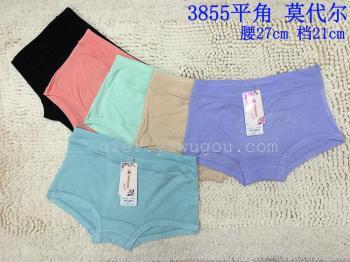Ms. modal wide waist anti small boxer briefs