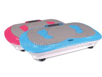 In the mini slim slimming machine shaping machine vibration rejection of fat lazy weight equipment fitness machine