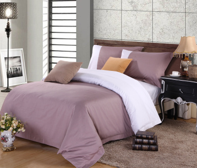 [professional manufacturer supply Redwood] pure cotton satin hotel bedding